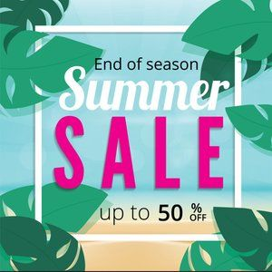 END OF SEASON *BUY MORE, SAVE MORE* SALE!!!UP -50%